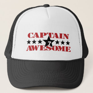Captain Awesome - Movement Trucker Hat