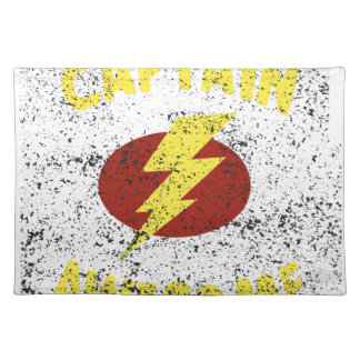 captain Awesome Placemat