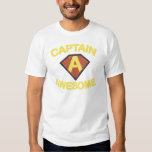 Captain Awesome T Shirt