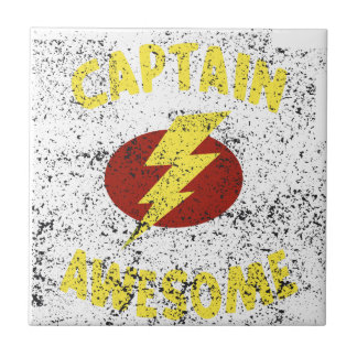 captain Awesome Tile
