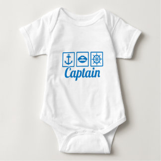 Captain Baby Bodysuit