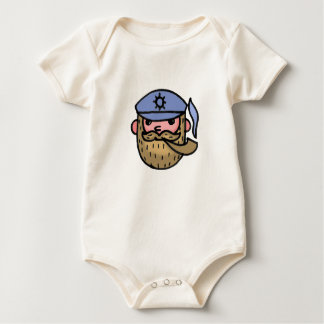 Captain! Baby Bodysuit