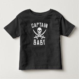 Captain Baby Toddler T-shirt
