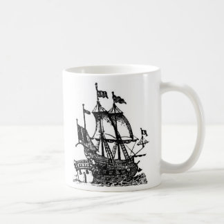 Captain Blood Pirate Mug