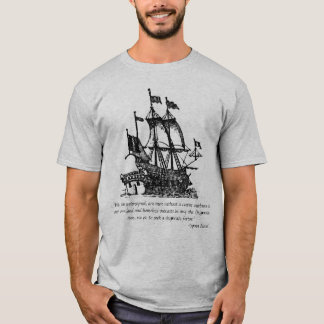 Captain Blood Pirate T-shirt