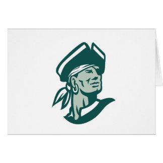 Captain Buccaneer Icon Card