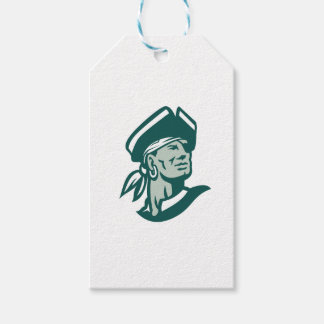 Captain Buccaneer Icon Gift Tags
