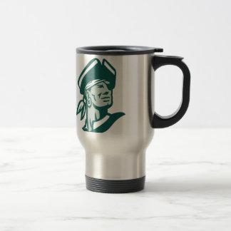 Captain Buccaneer Icon Travel Mug