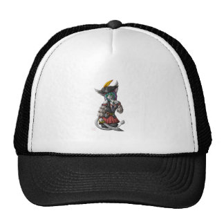 Captain Cabbity of TCSCo Trucker Hat