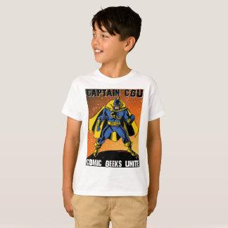 Captain CGU Shirt Kids