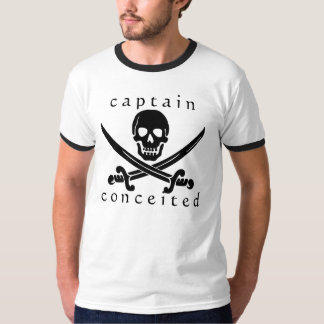captain conceited T-Shirt