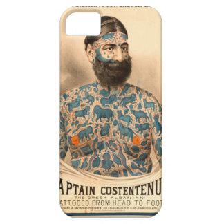 Captain Constantius iPhone 5 Covers