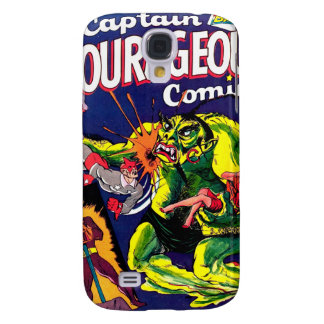 Captain Courageous Samsung Galaxy S4 Case