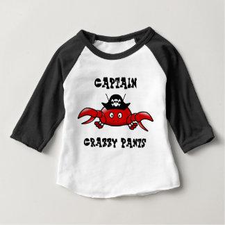 Captain Crabby Pants T Shirt