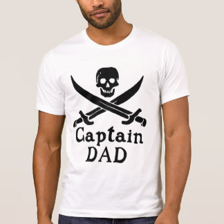 Captain Dad -  Classic T-Shirt