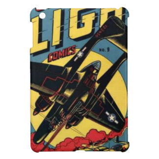 Captain Flight Vintage Golden Age Comic Book Cover For The iPad Mini