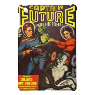 Captain Future and Solar Doom. Case For The iPad Mini