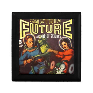 Captain Future and Solar Doom. Gift Box