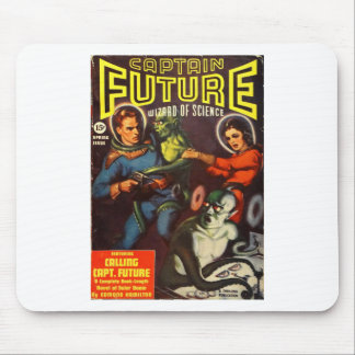 Captain Future and Solar Doom. Mouse Pad