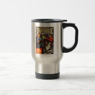 Captain Future and Solar Doom. Travel Mug
