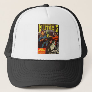 Captain Future and Solar Doom. Trucker Hat