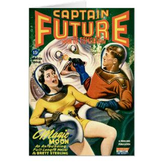 Captain Future and the Magic Moon Card