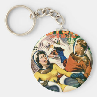 Captain Future and the Magic Moon Keychain