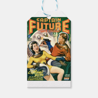 Captain Future and the Magic Moon Pack Of Gift Tags