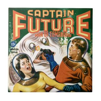 Captain Future and the Magic Moon Tile
