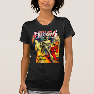 Captain Future and the Space Emperor T-Shirt