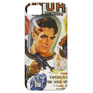 Captain Future and the Space Stones iPhone 5 Cover