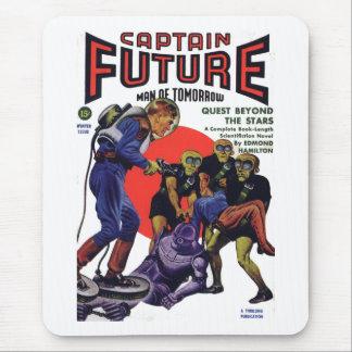 Captain Future Mouse Pad