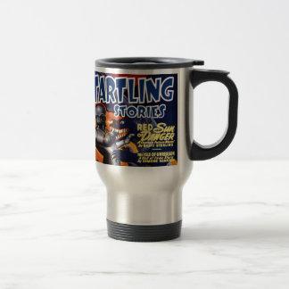 Captain Future Travel Mug