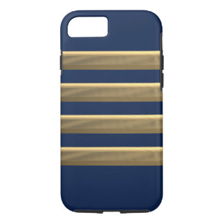 Captain gold stripes iPhone 8/7 case