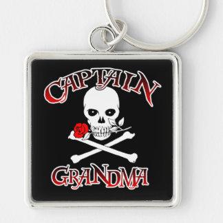 Captain Grandma Keychain