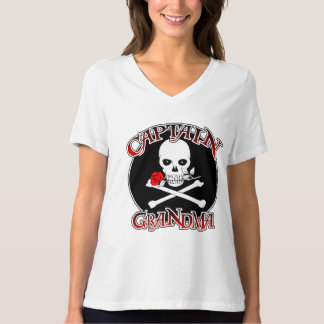 Captain Grandma T-Shirt