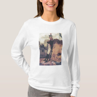 Captain Hamilton of the artillery T-Shirt