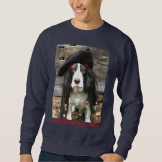 Captain Hank Sweatshirt