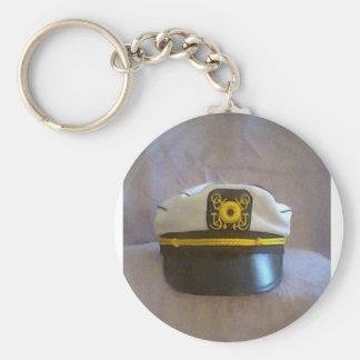 Captain Hat Keychains