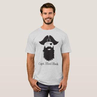 Captain Heel Hook (Basic) T-Shirt