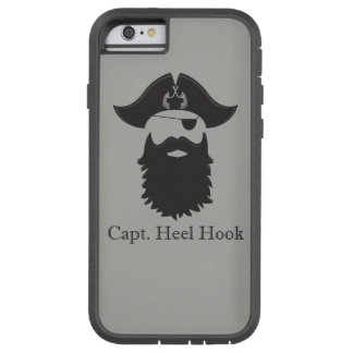 Captain Heel Hook iPhone Case