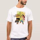 Captain Jake   Halloween Treasure T-Shirt