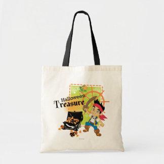 Captain Jake | Halloween Treasure Tote Bag