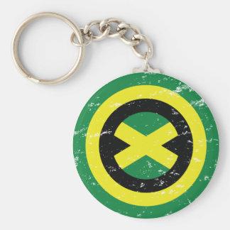Captain Jamaica Keychain