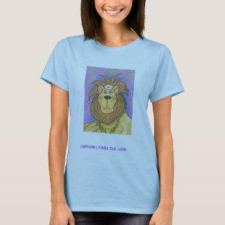 CAPTAIN LIONEL THE LION T-Shirt
