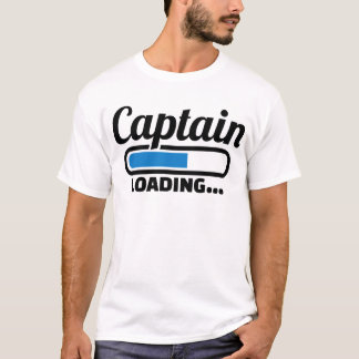 Captain loading T-Shirt