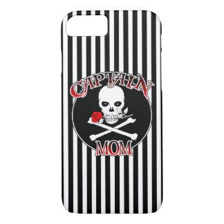 Captain Mom iPhone 7 Case