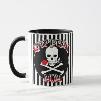 Captain Mom Mug