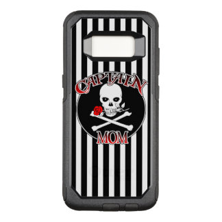 Captain Mom OtterBox Commuter Samsung Galaxy S8 Case