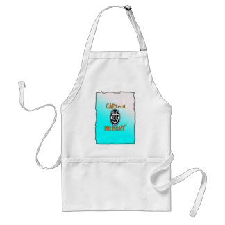 CAPTAIN Mr NAVY with Gradient Aprons